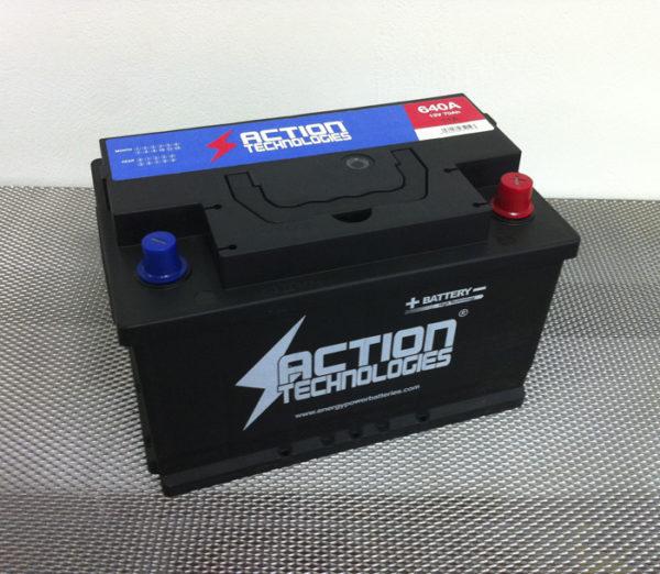 Batteria Auto 70 Ah Codice M11.A Blue Line
