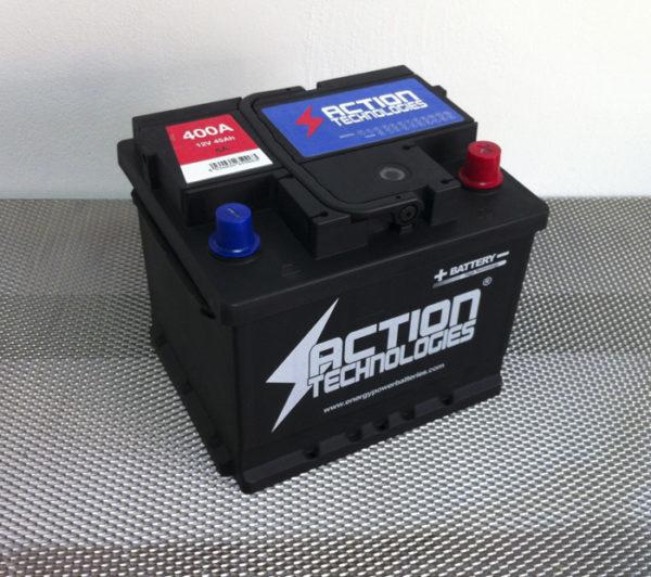 Batteria Auto 45 Ah Bassa Codice M5.A Blue Line