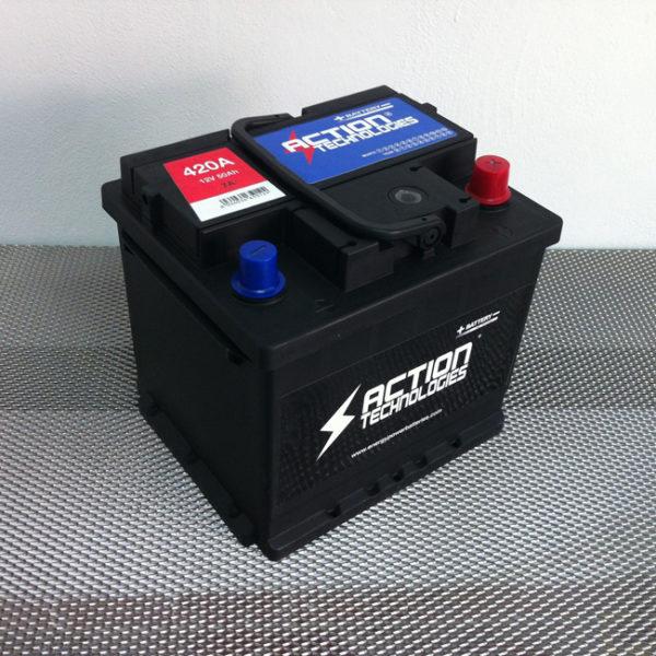 Batteria Auto 50 Ah Sx Codice 7.C