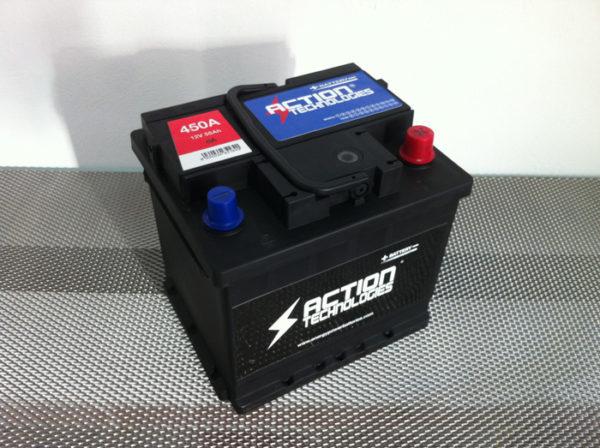 Batteria Auto 55 Ah Codice M8.A Blue Line
