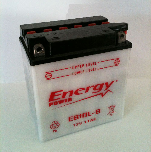 Batteria Moto 11 Ah Codice EB10L-B