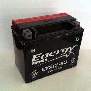 Batteria Moto 11 Ah Codice ETX12-BS