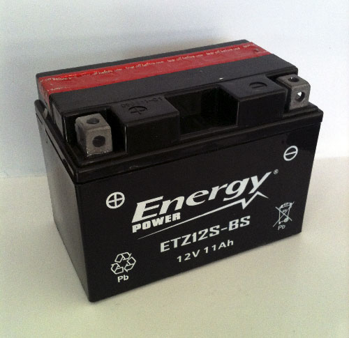 Batteria Moto 11 Ah Codice ETZ12S-BS