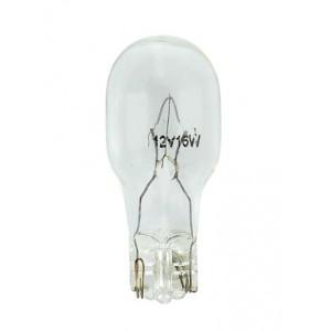 Lampada con Zoccolo Vetro 12V 16W Codice W16W confezione da 10 pezzi