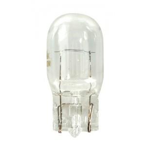 Lampada con Zoccolo Vetro 12V 5W Codice W5W confezione da 10 pezzi