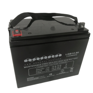 Batteria 12 Volts 80 Ah AGM General Purpose