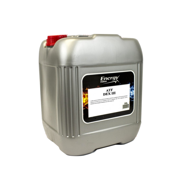 Olio trasmissione – ATF DEX II lt 20