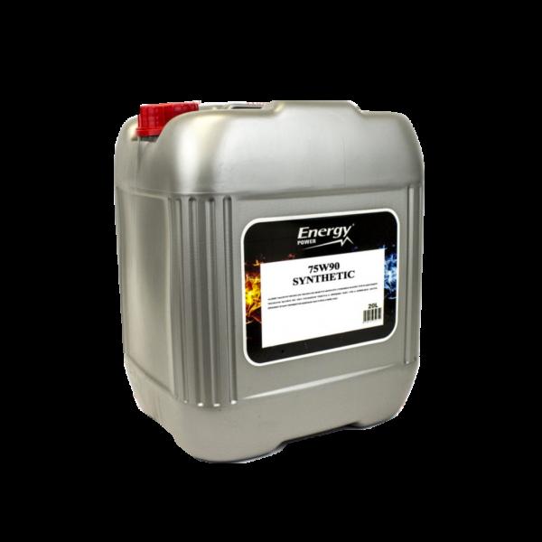 Olio cambio differenziale 75W90 Sintetico 20 litri