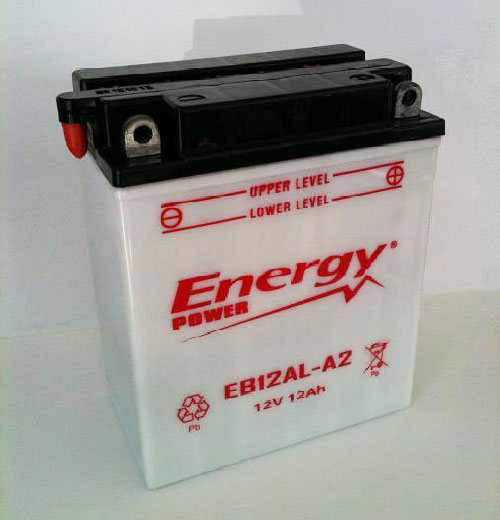 Batteria Moto 12 Ah Codice EB12AL-A2