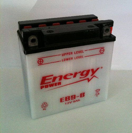 Batteria Moto 9 Ah Codice EB9-B