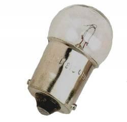 Lampada Sfera Palletta 12V 5W Codice R5W confezione da 10 pezzi